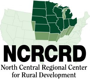 North Central Regional Center for Rural Development logo