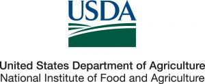 USDA National Institute of Food and Agriculture logo